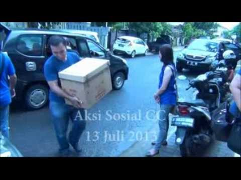 Aksi Social CC, 13 Juli 2013