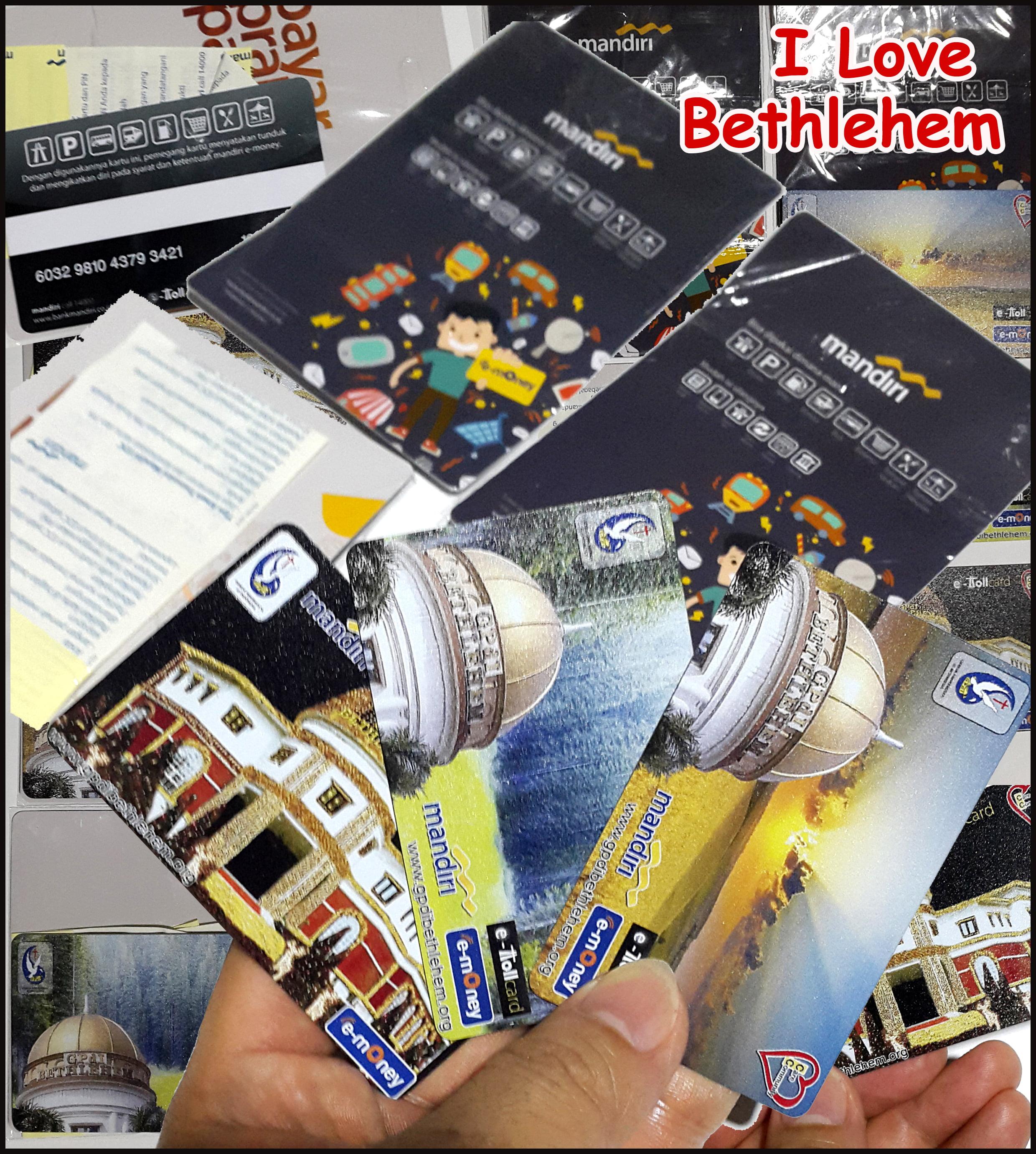 E TOLL BETHLEHEM