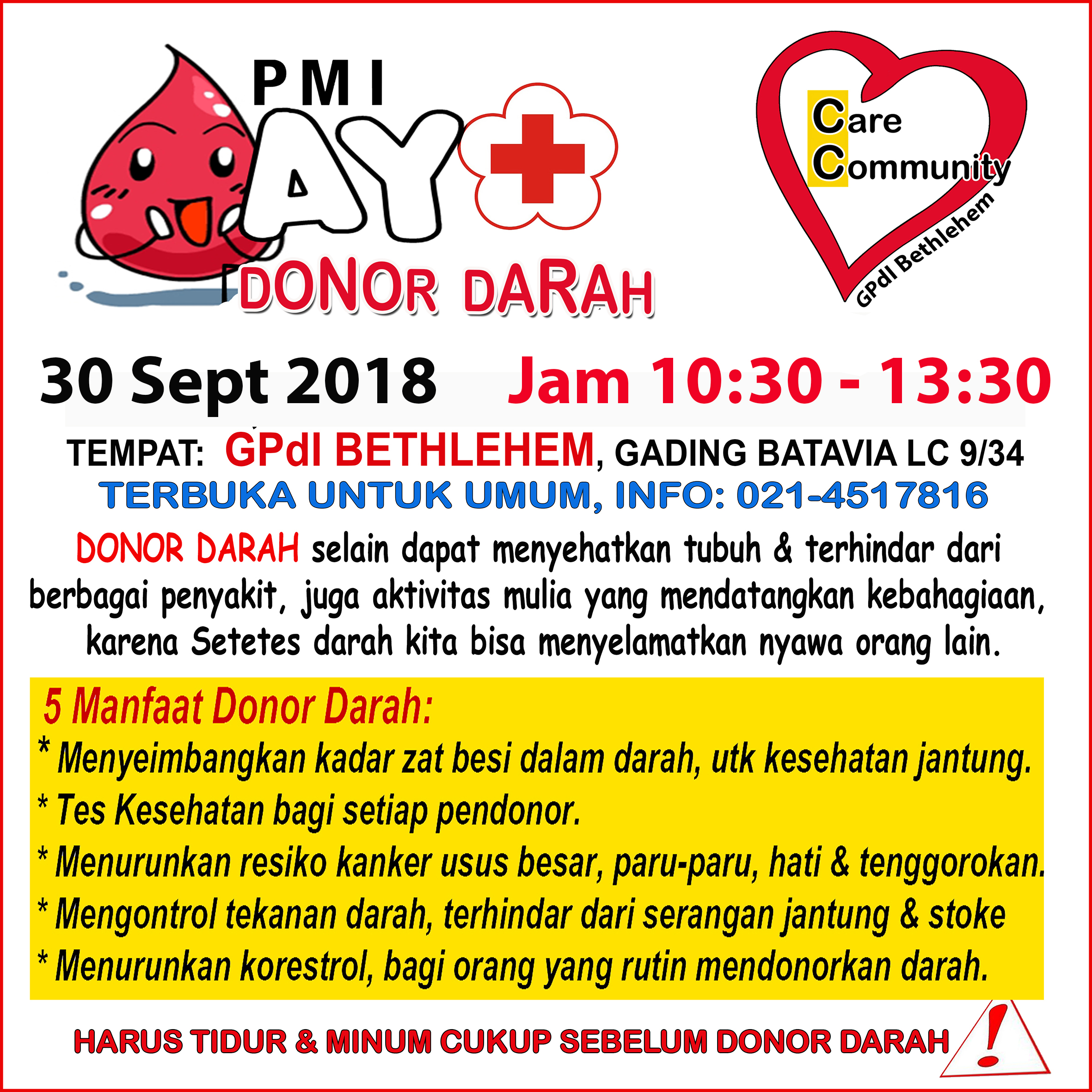 kampanye Donor darah pic2